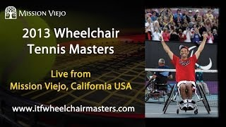 NEC Wheelchair Masters & ITF Wheelchair Doubles Masters Tournament - Wednesday, Nov. 6 Day Session