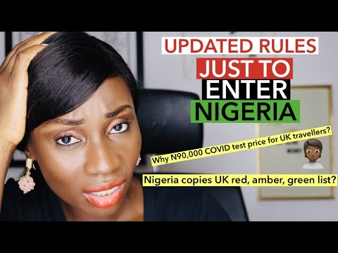 LAGOS International Airport MM NEW Arrival Protocols | RULES HAVE CHANGED AGAIN, SEE HOW! 😩 *TIRING*