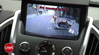 Car Tech2010 Cadillac SRX AWD review