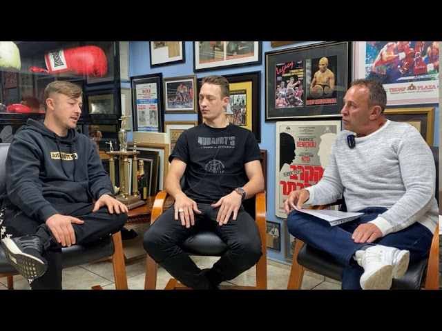 Brian Mitchell sums up 4 at War Battle | Golden Gloves SA | Chats to Thysse & Knapp