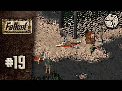 The regulators need some serious regulation here - Let's Play Fallout 1 #19