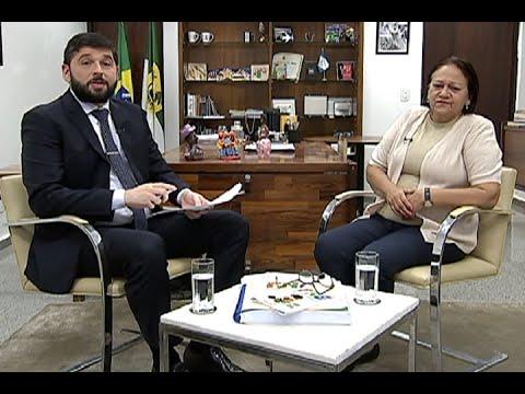 CDR promoveu a Caravana das Águas, destaca Fátima Bezerra
