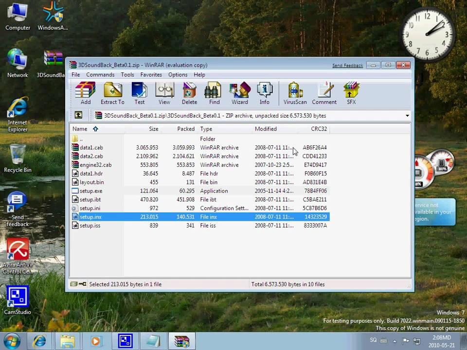 MANUALLY REMOVE SOUNDMAX DRIVER WINDOWS XP