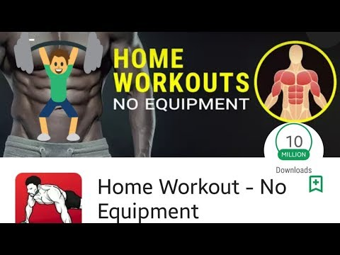 Home Workouts for body building | Home workouts for fast body building at home- no equipment