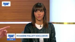 Roxanne Pallett apologises to Ryan Thomas