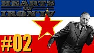 Hearts Of Iron IV: Ashes Of The Past Mod - Yugoslavia | Jewish Yugoslavia Rises! | Part 2