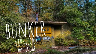 🏚 Lost Place Bunker im Hünxer Wald