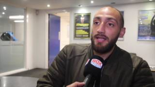 'I GET IT ALL THE TIME - LOOK AT WHAT EGGINGTON IS DOING' - BRADLEY SKEETE NOT DEPENDENT ON RIVAL