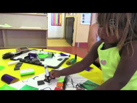 Early Aboriginal childhood education looking brighter