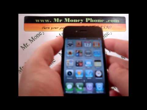 Apple iPhone 4 HARD RESET Wipe Data Master Reset (RESTORE to FACTORY condition)
