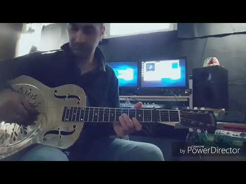 Drooling National - Mark Knopfler - cover by Laurent & Phil
