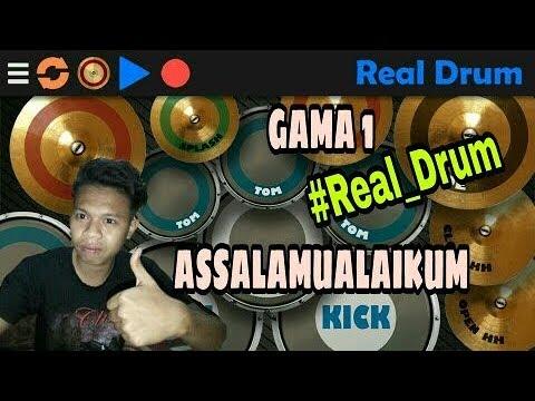 Gamma 1 -ASSALAMUALAIKUM #Reall_Drum