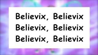Gambar cover Winx Club Believix - Season 4   SONG and LYRICS