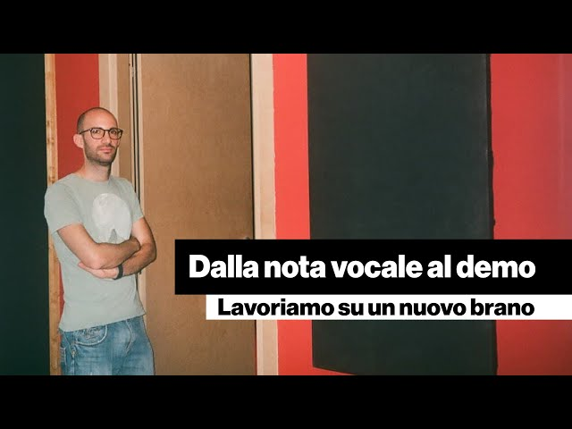 Registrare in HOME STUDIO - Dalla nota vocale al DEMO [DENTRO LA BAND #29]