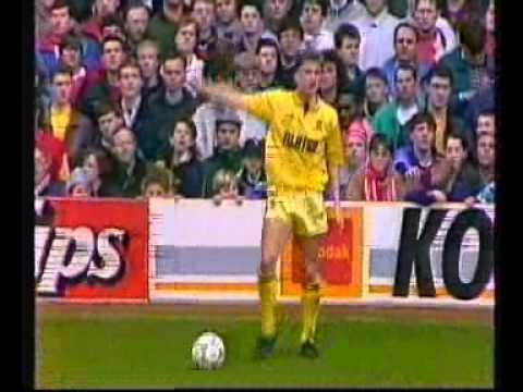 Arsenal v Cambridge United FA Cup 9 March 1991
