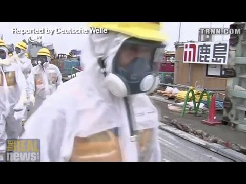 Record Radiation Levels At Fukushima Nuclear Plant