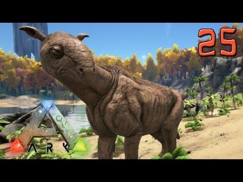 Paraceratherium | ARK: Survival Evolved (Part 25)