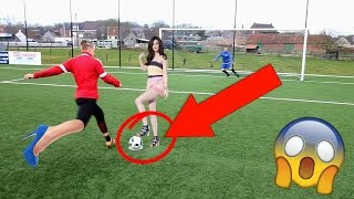 Epic all boots football challenges!!