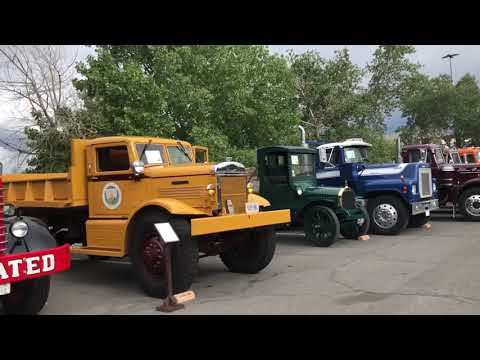 Reno NV Antique Truck Show 2019 Part Two!!!