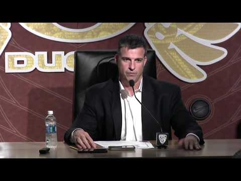 Pressure is on Mario Cristobal to succeed, and there is no reason he can't: Issues Answers