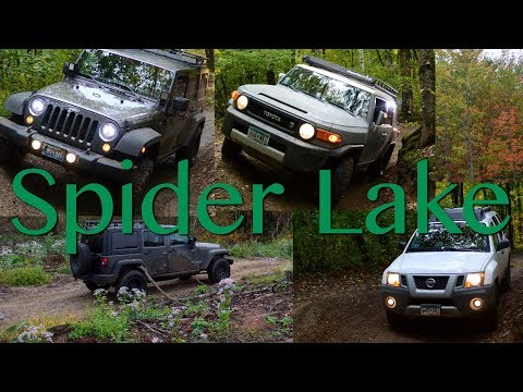Spider Lake, MN • Toyota, Jeep, & Nissan