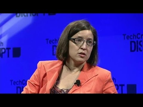 Blockchain's Peter Smith & Stanford's Susan Athey on Bitcoin   Disrupt NY 2014