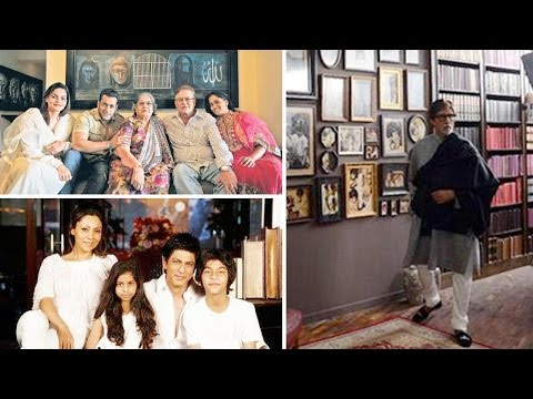 Top 10 Bollywood Celebrity Houses / Homes - Celeb Hotspots in Mumbai