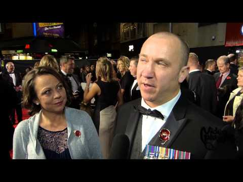 Kajaki Premiere: Interview with Two Real Life Soldiers