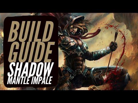 Diablo 3 - Demon Hunter Build Guide Shadow Mantle Impale