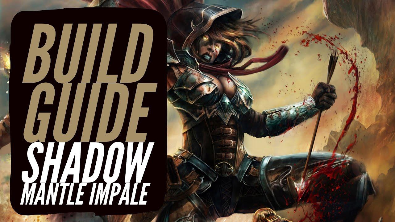 Demon Hunter Diablo  Impale Build