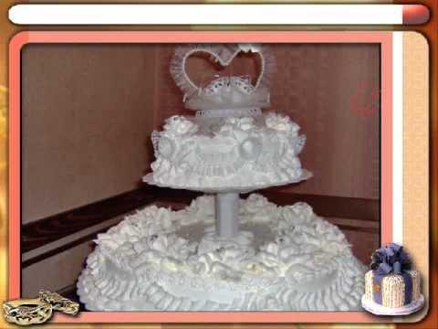 Сватбени торти от Сладкарницата (Wedding cakes)