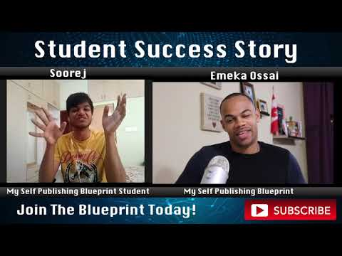 Kindle Publishing Income Success Story 2018 | My Self Publishing Blueprint Student Interview