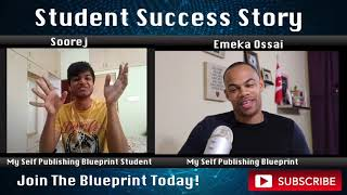 Kindle Publishing Income Success Story 2018  My Self Publishing Blueprint Student Interview