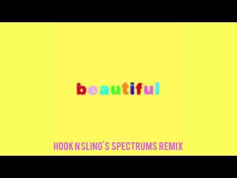 Bazzi - Beautiful (Hook N Sling's Spectrums Remix)