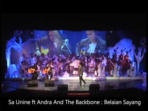 BELAIAN SAYANG LIVE WITH SA'UNINE ORCHESTRA GKJ