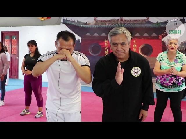 Ejercicios para fortalecer la Salud con Qigong ─ Chikung  (3 de 5)