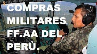 Por esto PERÙ es la Tercera potencia Militar en Sudamerica 2018.