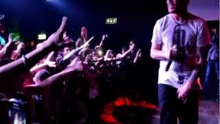 Gemitaiz - Haterproof [ Live in Roma 18.10.2012 @ Xs Live ] HD 1080