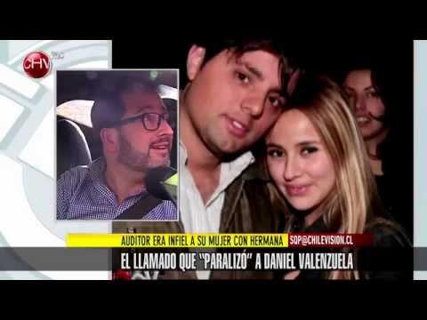 """El llamado telefónico que """"paralizó"""" al aire a Daniel Valenzuela"""
