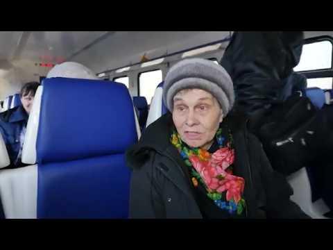 День пассажира в поезде Казань Канаш 8 апреля 2016 г.