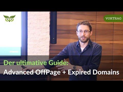 Advanced OffPage-Optimierung: Meine PBN Tipps & 3 Top Backlinkquellen