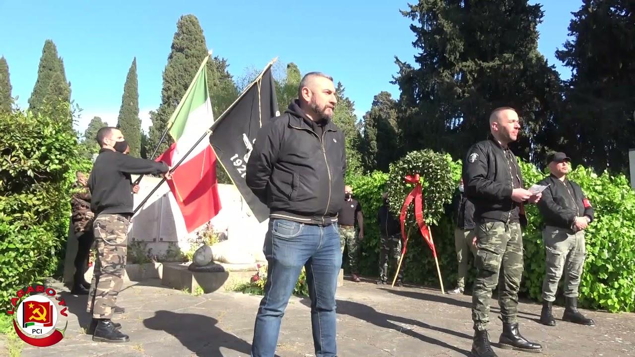 Ivan Collini (Patria Socialista)    Marcia per i 100 anni degli Arditi del Popolo