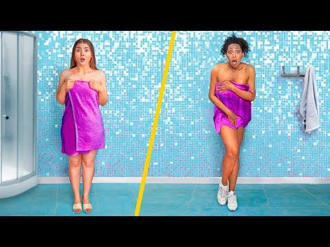 Xem phim Những cô gái chân dài - Vấn Đề Của Cô Gái Chân Ngắn Vs Chân Dài Vấn Đề Của Người Cao Vs Người Thấp