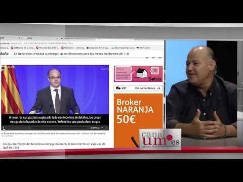 TVM ENTREVISTA INTERNET Y DEMOCRACiA