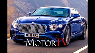 2019 BENTLEY CONTINENTAL GT l DRIVING l EXTERIOR l INTERIOR DESIGN