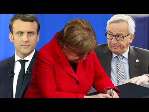 Angela Merkel's End Could Spark EU Implosion!!!