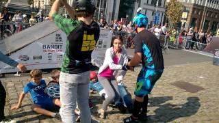 Bruxelles: Journée sans voiture 18 septembre 2016 (spectacle)