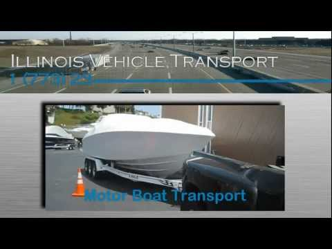 Boat Transport Wisconsin | (773) 234-6669 | Marine Transport