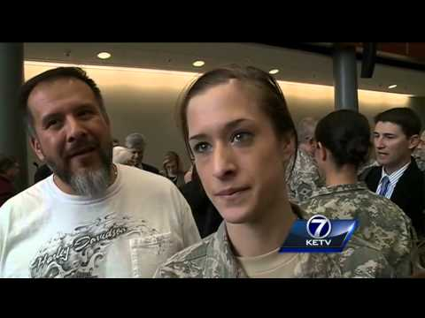 Nebraska Air National Guard prepares to deploy to Middle East