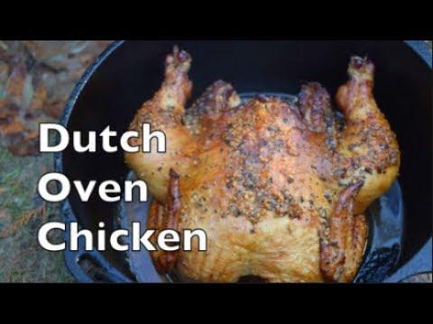 Dutch Oven Chicken